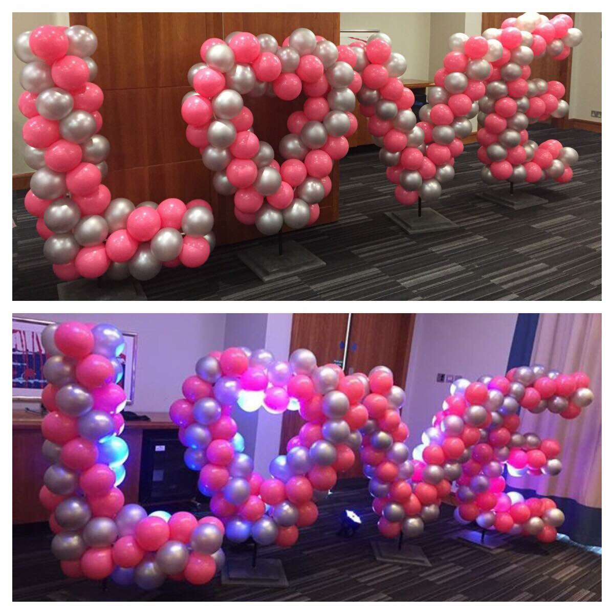 Our fabulous #balloon #LOVE  letters ! #wedding #engagement #party #celebration<br>http://pic.twitter.com/oQxv7lilRj