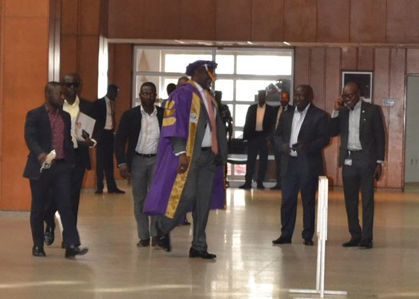 @dino_melaye I guess you were not opportuned to wear the gown. But exonerate yourself from Havard &amp; London and not just ABU! #abracadabra <br>http://pic.twitter.com/5xdWgDLsQC