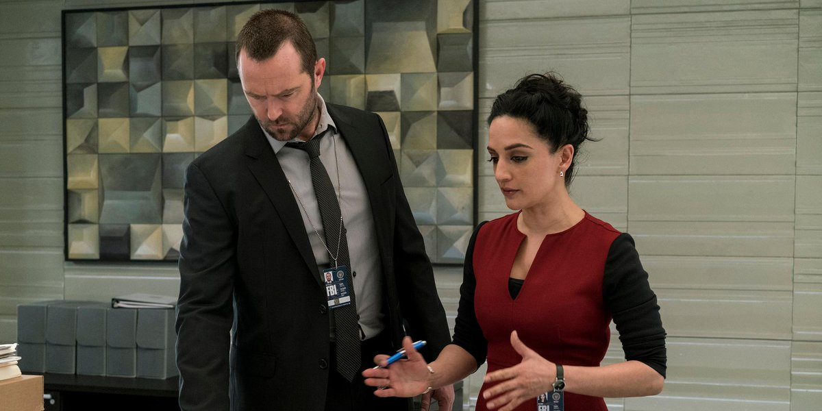 The #Blindspot team has plenty of leads, but will they be able to catc...