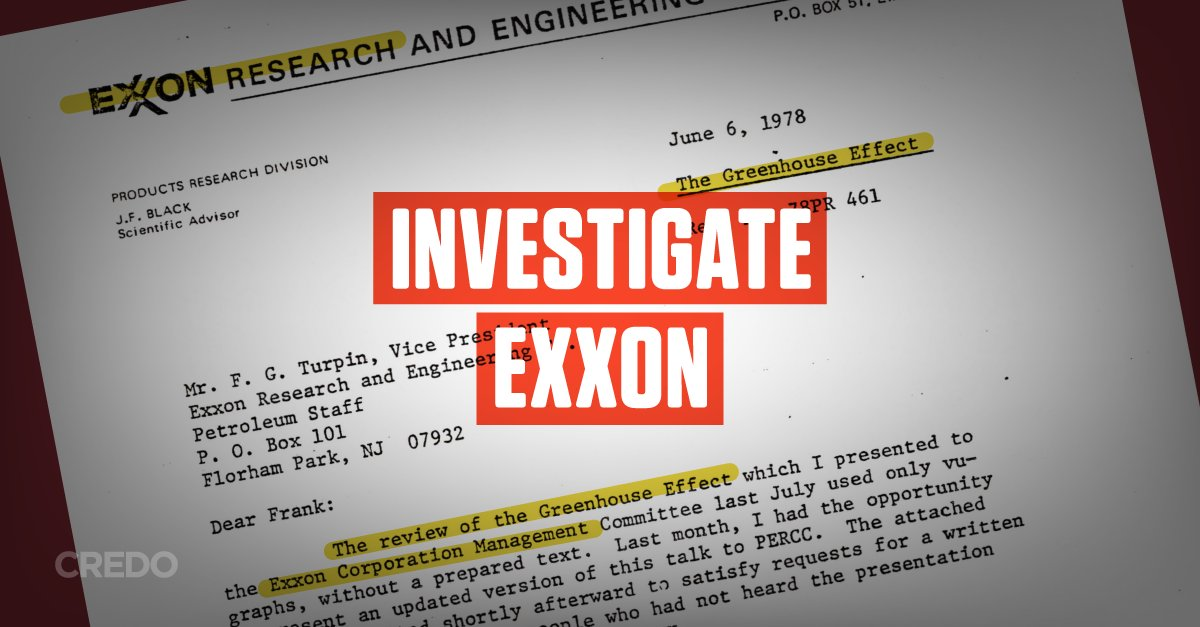 .@AGBecerra must investigate what #ExxonKnew about #climatechange. Sign the petition:  http:// credo.cm/Qoxrpy  &nbsp;   #actonclimate #p2<br>http://pic.twitter.com/CqFgcCSLkW