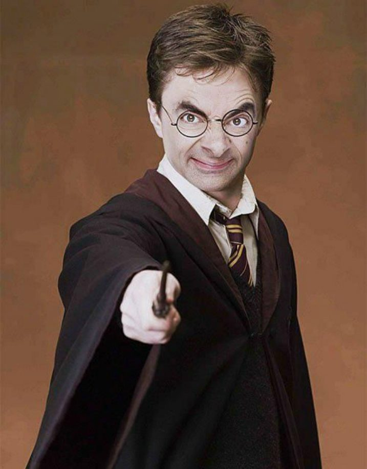 Marrer Mr Bean en Harry Potter et Voldemort 😂😂 demotivateur.fr/entertainment/…