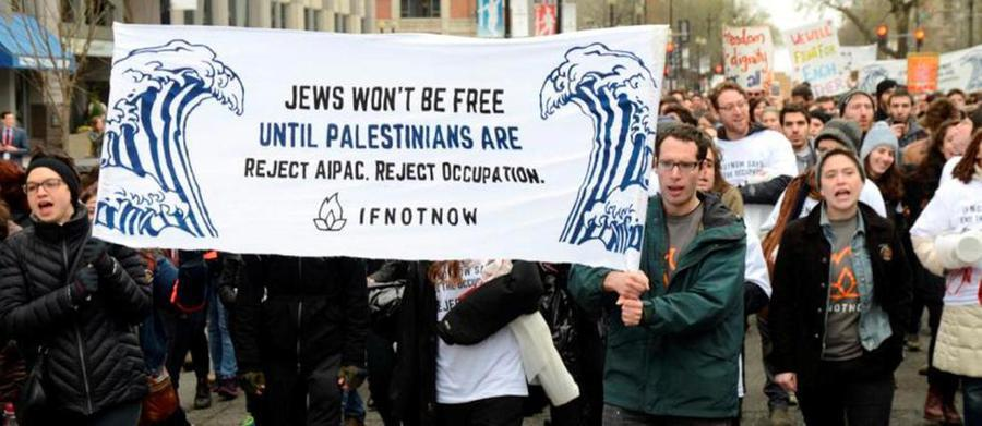 USA : des juifs s&#39;élèvent contre le lobby pro-israélien  https:// limportant.fr/infos-monde/3/ 361035 &nbsp; …  #Monde <br>http://pic.twitter.com/rOWJiytK4V