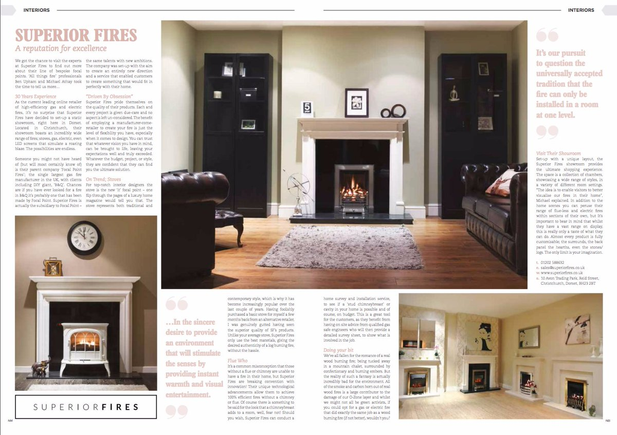House style and living magazine bournemouth