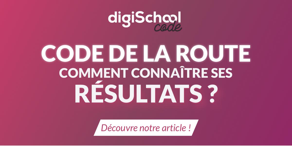 Pour tous ceux qui passent bientôt leur #code ! &gt;&gt;  https://www. digischool.fr/code-de-la-rou te/resultats-code-de-la-route-33411.php &nbsp; … <br>http://pic.twitter.com/m1Dn15MQwL