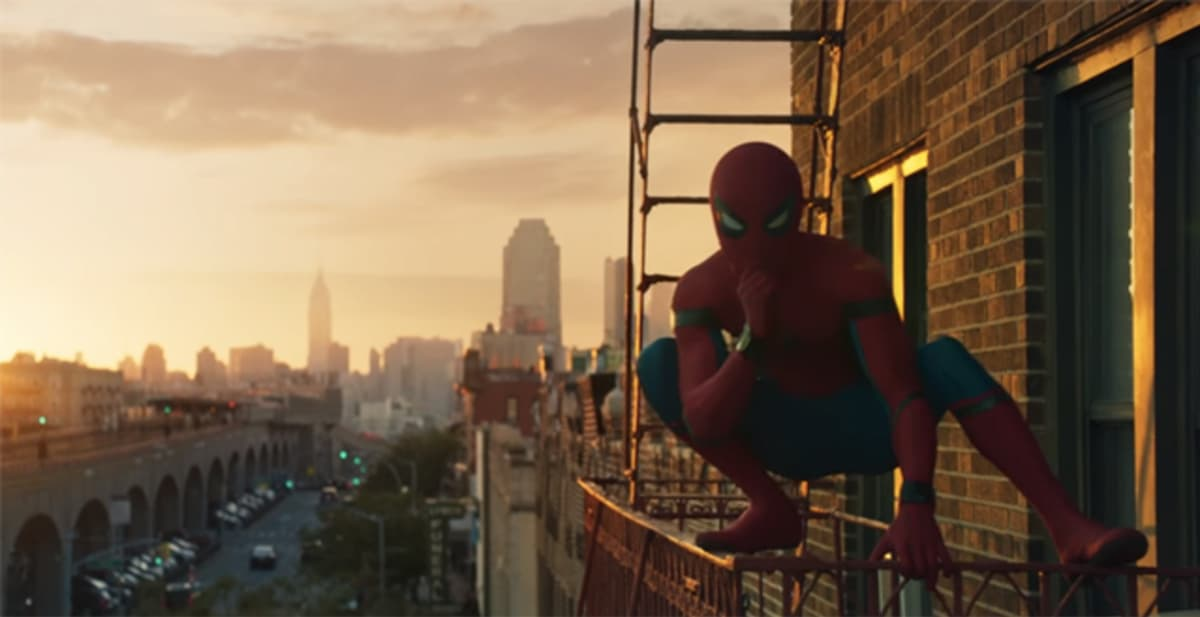Watch the second trailer for 'Spider-Man: Homecoming.' https://t.co/d3...