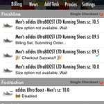 Just copped Men's adidas UltraBOOST LTD Running Shoes with @thenikebandit #BanditAIO bot