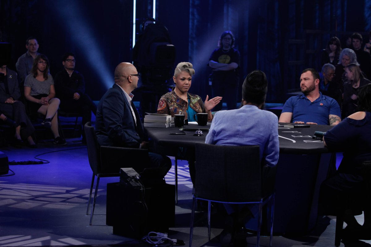 Want to be part of the #CanadaReads studio audience? Get tickets for W...