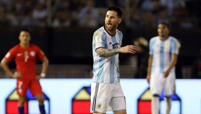 ÚLTIMA NOTICIA. La FIFA sancionó con cuatro fechas de suspensión a Lio...