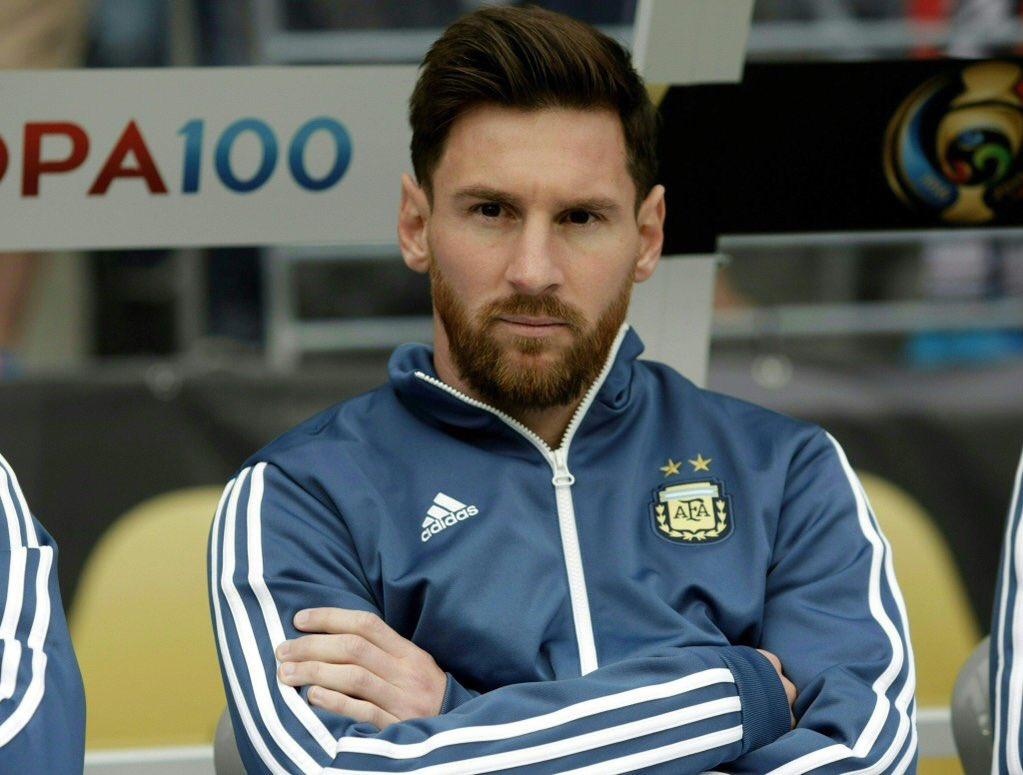 Şili maçında hakeme ''Si*tir git. Ananın am*na koyayım'' diyen Lionel...