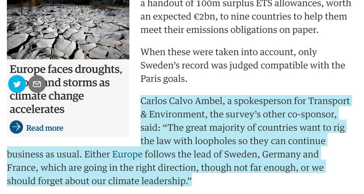 EU nation-states vs. #climate (via.@guardianeco) <br>http://pic.twitter.com/k1RgPZBlHU