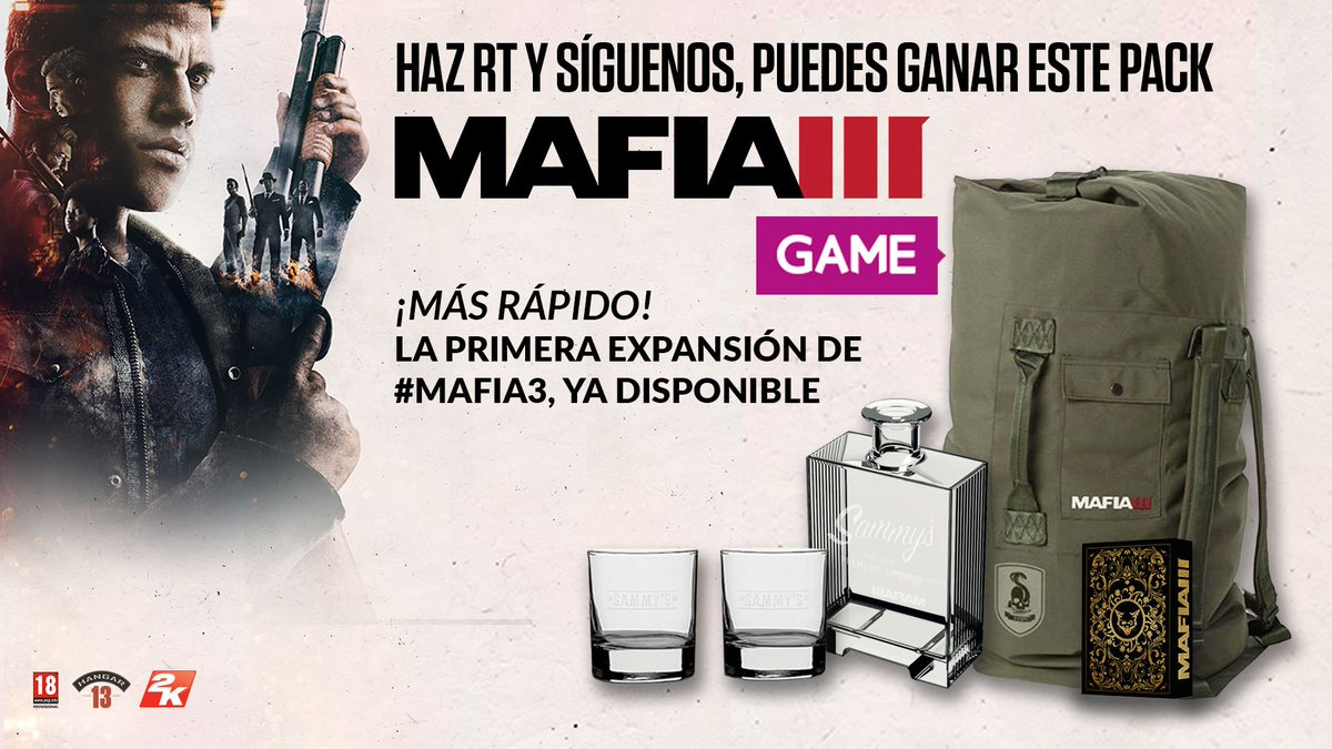 ¡#Sorteo con #Mafia3! ✅RT + Síguenos   https://t.co/lMHvNa11LA https:/...