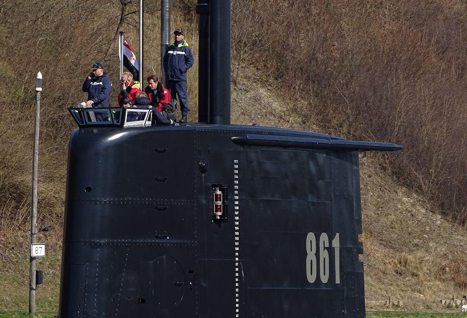 غداً ... رفع العلم المصري علي الغواصة Type 209/1400  وإعلان انضمامها للقوات البحرية المصرية  C8AzFxDX0AA-pzI
