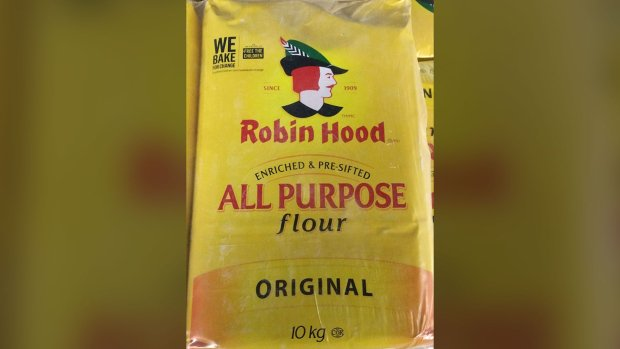 Robin Hood brand of flour recalled for possible E. coli contamination...