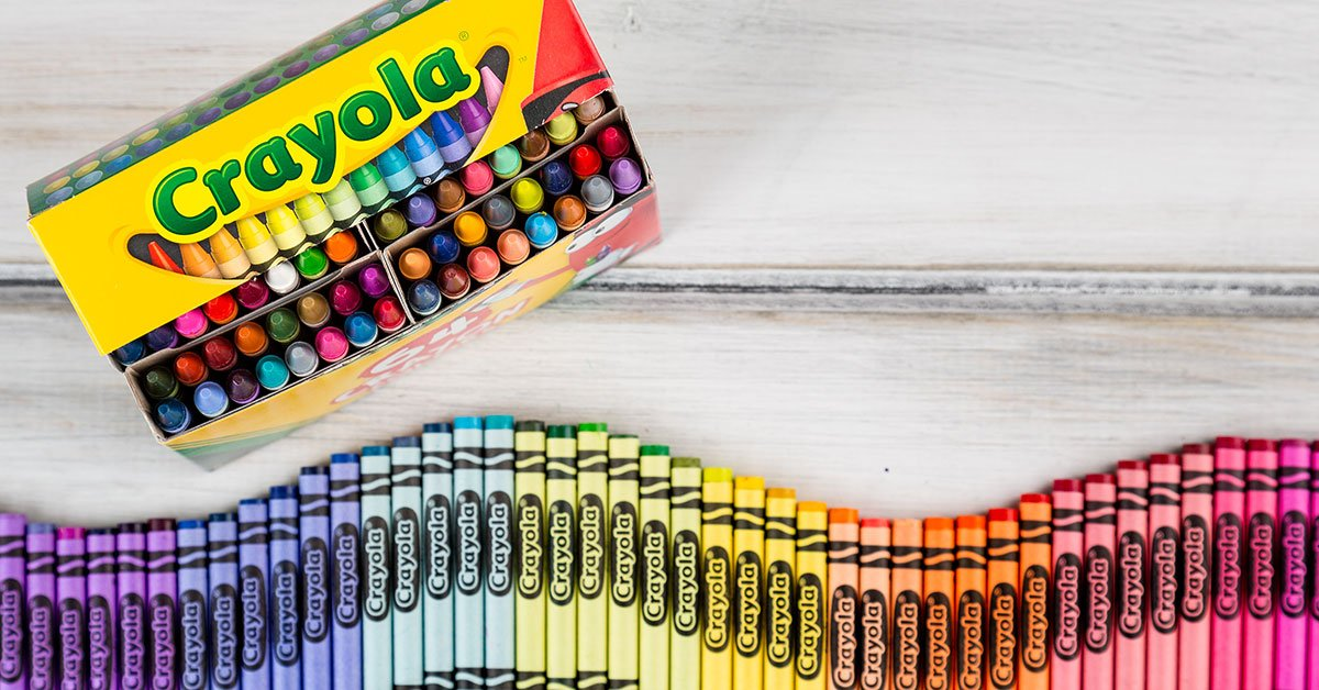 Crayola on Twitter: \