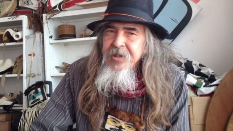 Renowned B.C. Indigenous artist Beau Dick has died https://t.co/o5oyQF...