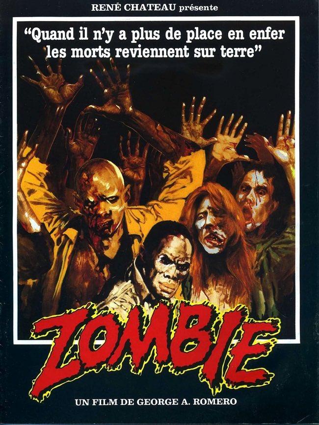 Film du soir #DawnOfTheDead #Zombie (1978) #GeorgeARomero                   Pour la Xème fois ! #Masterpiece <br>http://pic.twitter.com/iZFQ6YhB62