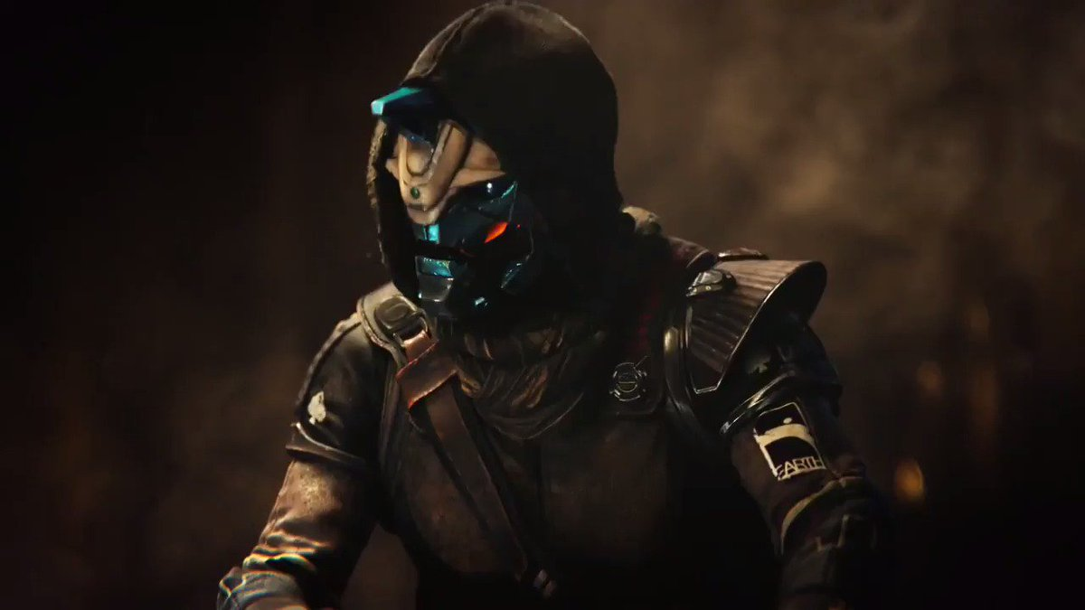 Watch Cayde-6 set the stage for #Destiny2's reveal trailer.  Read more...
