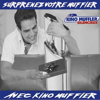 Faites un cadeau à votre muffler mal en point et venez chez Kino Muffler. Estimation gratuite! #montreal #Quebec #climate #radiocanadainfo<br>http://pic.twitter.com/KurpOiEpca