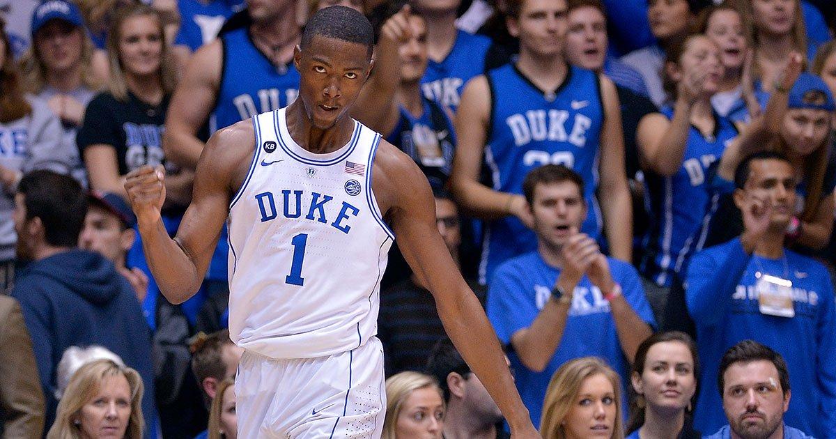 Duke Freshman Harry Giles Declares for NBA Draft https://t.co/XEzw1rSA...