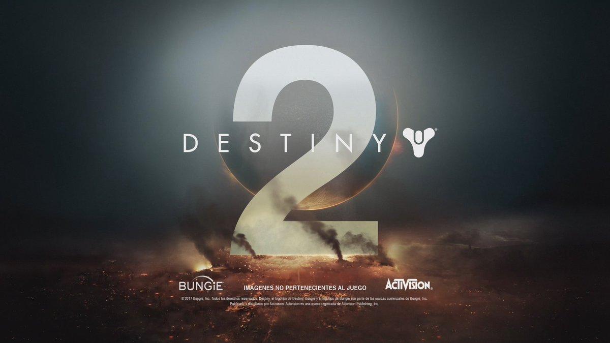 Guardianes, ¡#Destiny2 anunciado oficialmente! Muy pronto os adelantar...