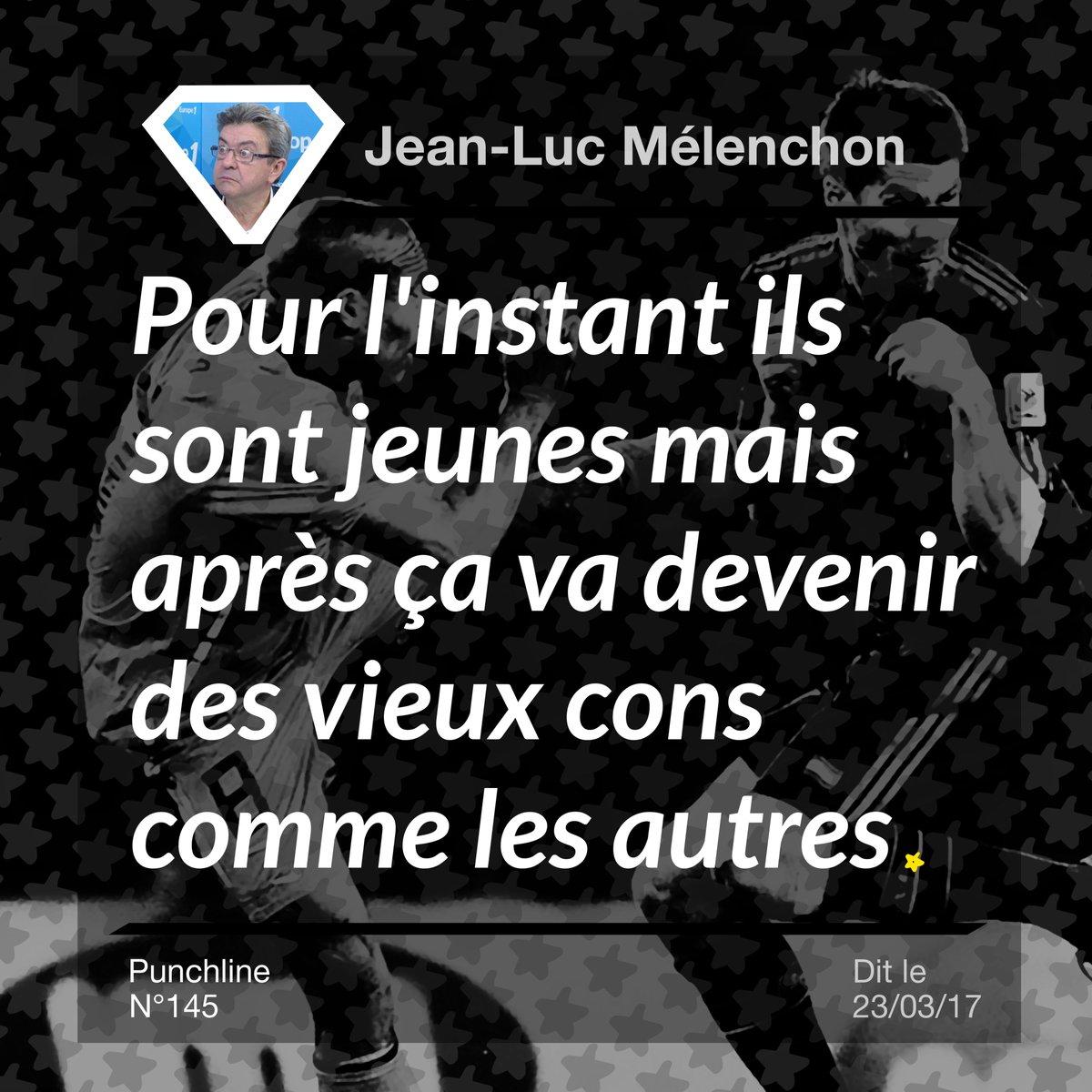 Le #candidat aux #Présidentielles2017 @JLMelenchon était interviewé par l&#39;équipe de @Qofficiel, #jeudi dernier. #Essec #Plaah.<br>http://pic.twitter.com/8umtuiZaF2