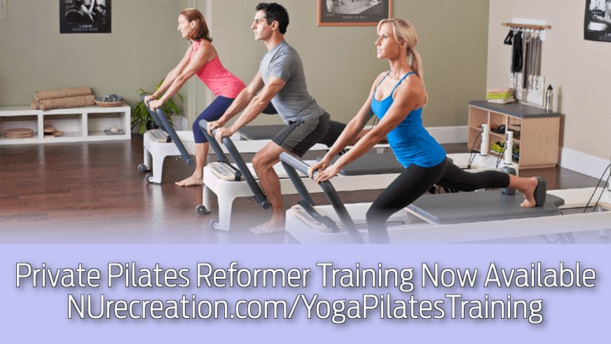 Nu Recreation On Twitter Private Pilates Reformer Training Now Available Https T Co 6iwz0m1joi Pad6cvh7rq