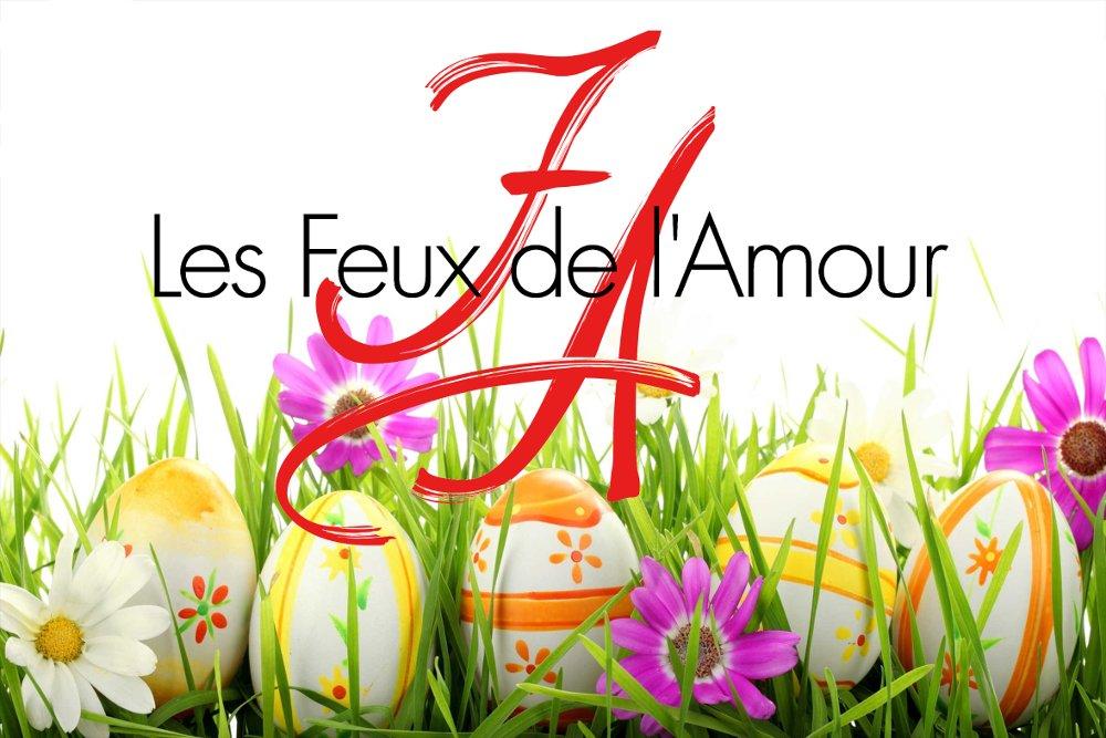 Un épisode des #FeuxDeLAmour pour Pâques sur TF1 ! #FDA #FDLA  http:// ow.ly/VSKo30akPo0  &nbsp;  <br>http://pic.twitter.com/N0kltLnn8s