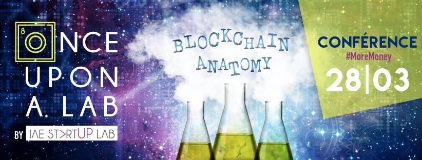 Blockchain Anatomy c&#39;est aujourd&#39;hui !! Avec G.Mauduit de @BlockchainBoos  Venez nombreux @IAE_Montpellier #OUAL #blockchain #tech<br>http://pic.twitter.com/bS509q0QT4