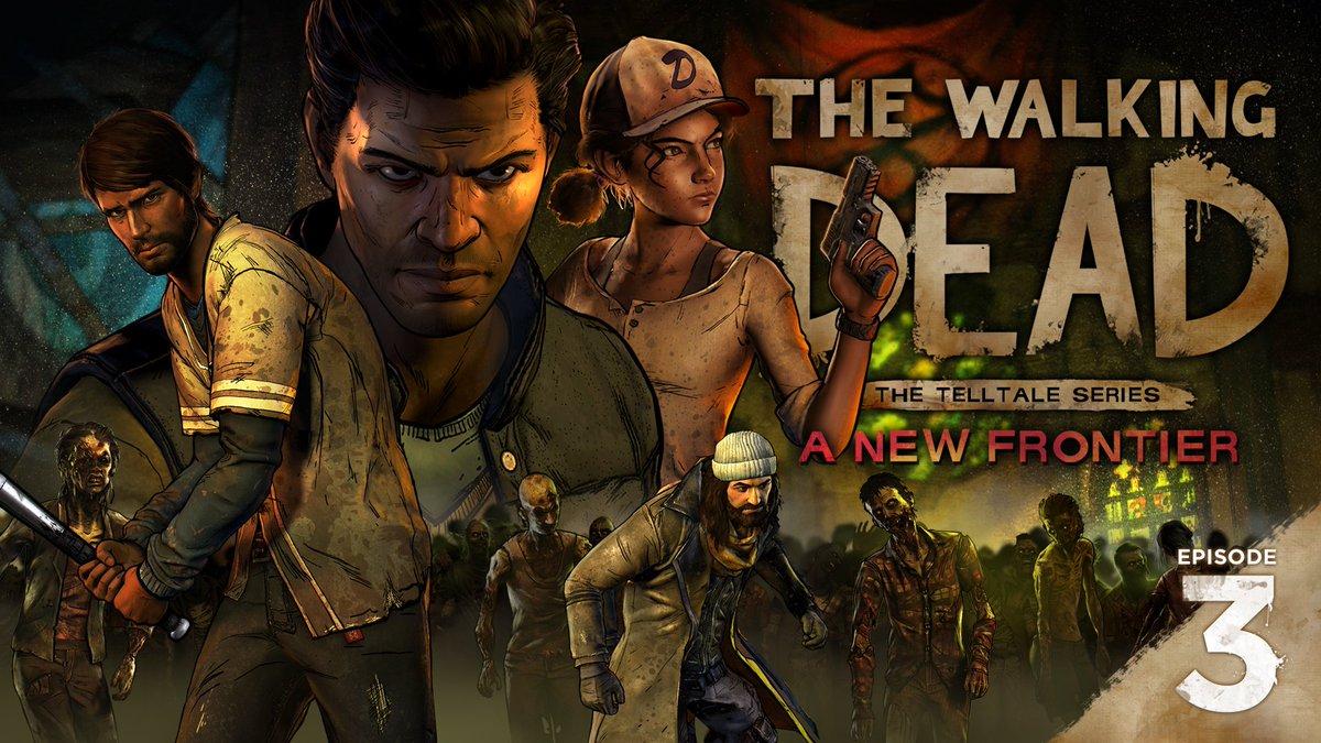 Avis aux amateurs de zombies, l&#39;épisode 3 de #TheWalkingDead est disponible dès maintenant sur #XboxOne :  http:// msfr.so/wzh1jj  &nbsp;  <br>http://pic.twitter.com/v6pXLar1wY