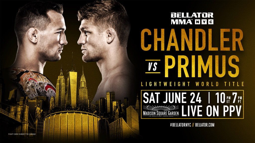 Here is the link to watch the #BellatorNYC press conference live at 1p...