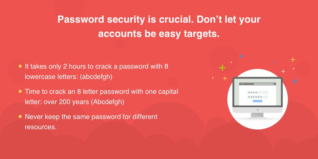 Is Privacy no longer a term for the Internet? vol.5 Tips &amp; tricks in #infographics for strong password #SafetyFirst #OnlinePrivacy #hackers<br>http://pic.twitter.com/RSPpnX13Ym