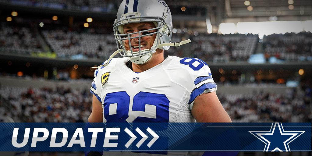 Jason Witten will remain in Dallas for life: https://t.co/Ea2xMsdRWe (...