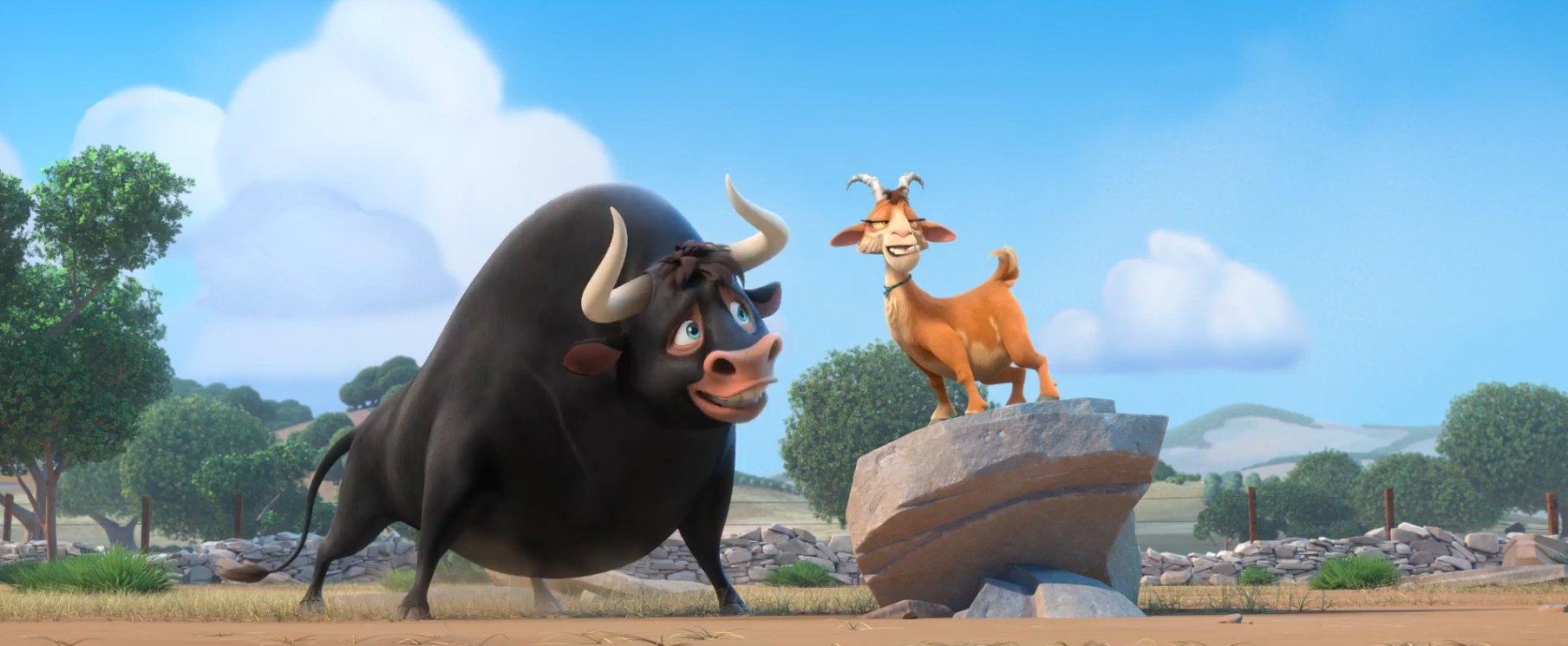 Ferdinand Trailer Featuring John Cena
