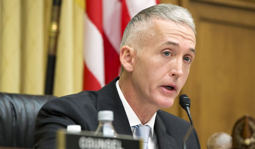 RETWEET to support Trey Gowdy who said, \
