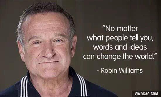 Les #mots et les #idées peuvent #changer le #monde! <br>http://pic.twitter.com/eEgVC0AzD5