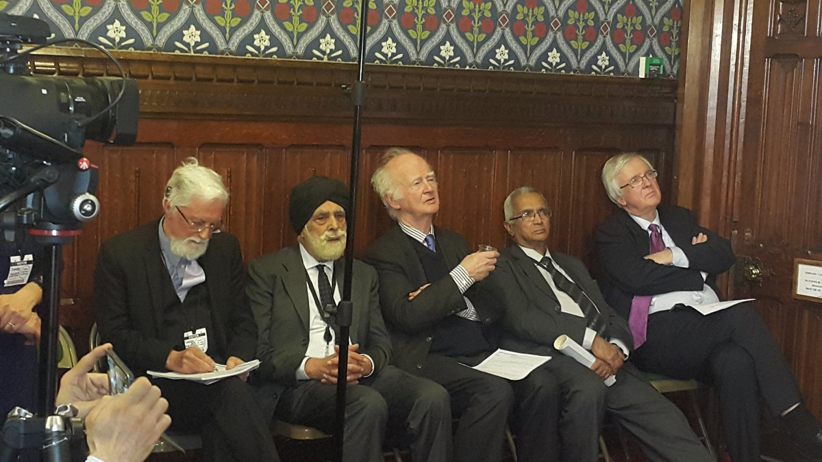 Peers and lawmakers present at #Nowruz celebration today in parliament #FreeIran <br>http://pic.twitter.com/NTiYm6qwsq