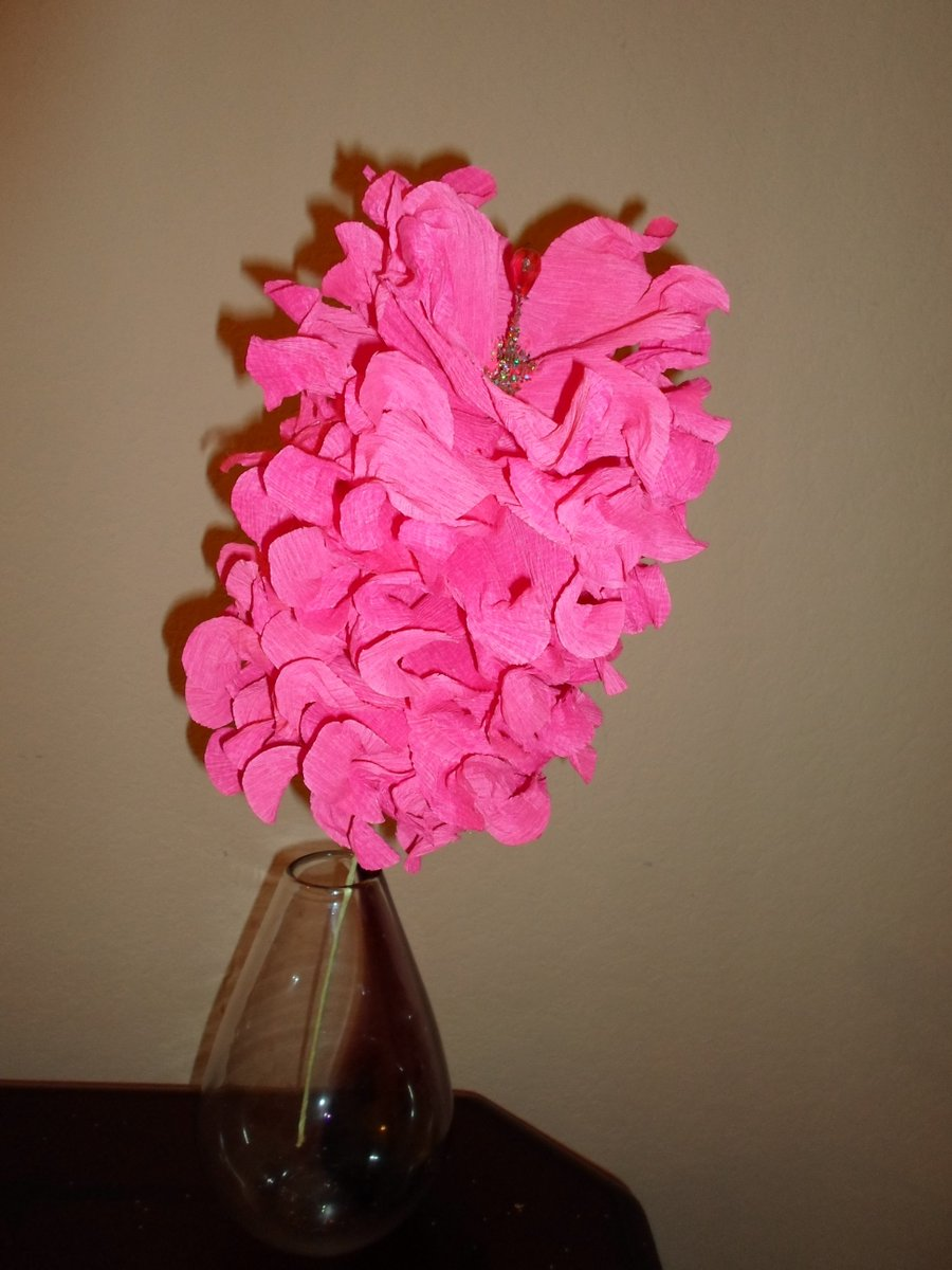 Santos Arellano On Twitter Beautiful Mexican Crepe Paper Flowers