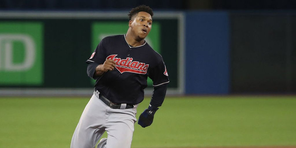 Indians, Jose Ramirez agree to 5-year, $26M extension. https://t.co/iH...