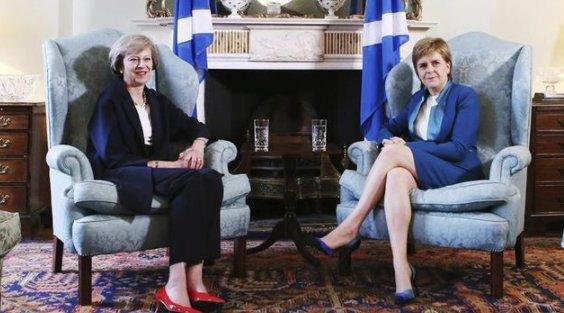 ÚLTIMA HORA | El Parlamento de Escocia aprueba la convocatoria de un n...