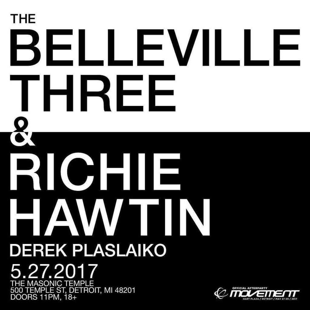 Detroit you ready ? #TB3 #RichieHawtin #Movement #Afterparty https://t...