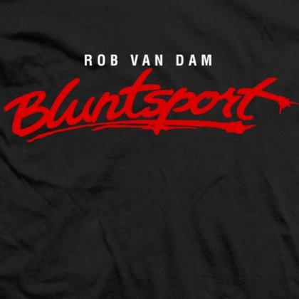 Rob Van Dam - Professional Wrestler - Bluntsport T-shirt ... https://t...