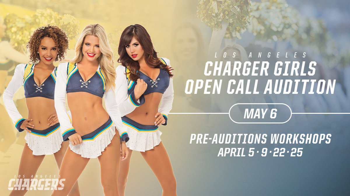 Auditions set to begin May 6 💃⚡️  DETAILS: https://t.co/a0aB1Yf3YQ htt...