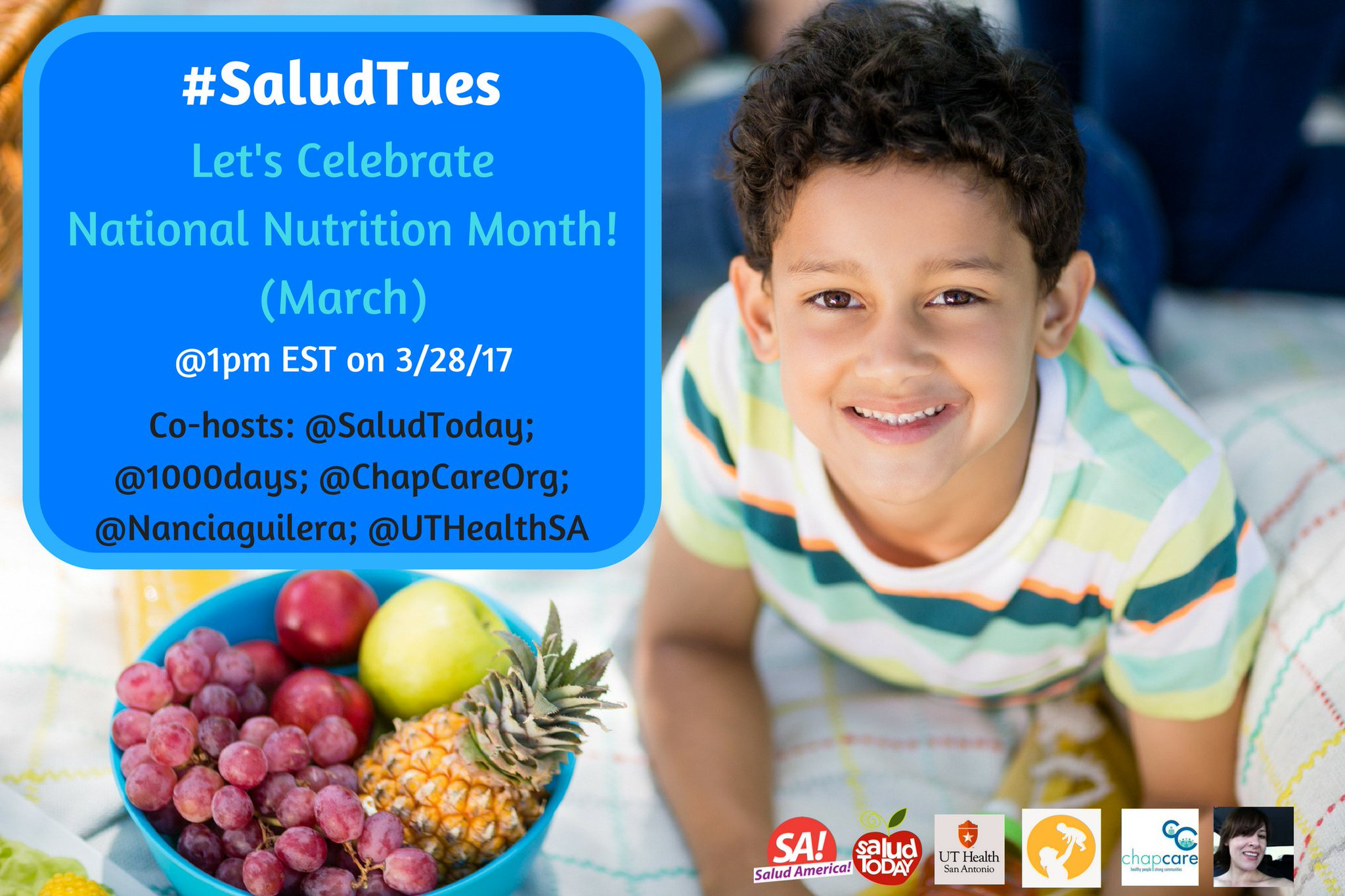 Thumbnail for National Nutrition Month