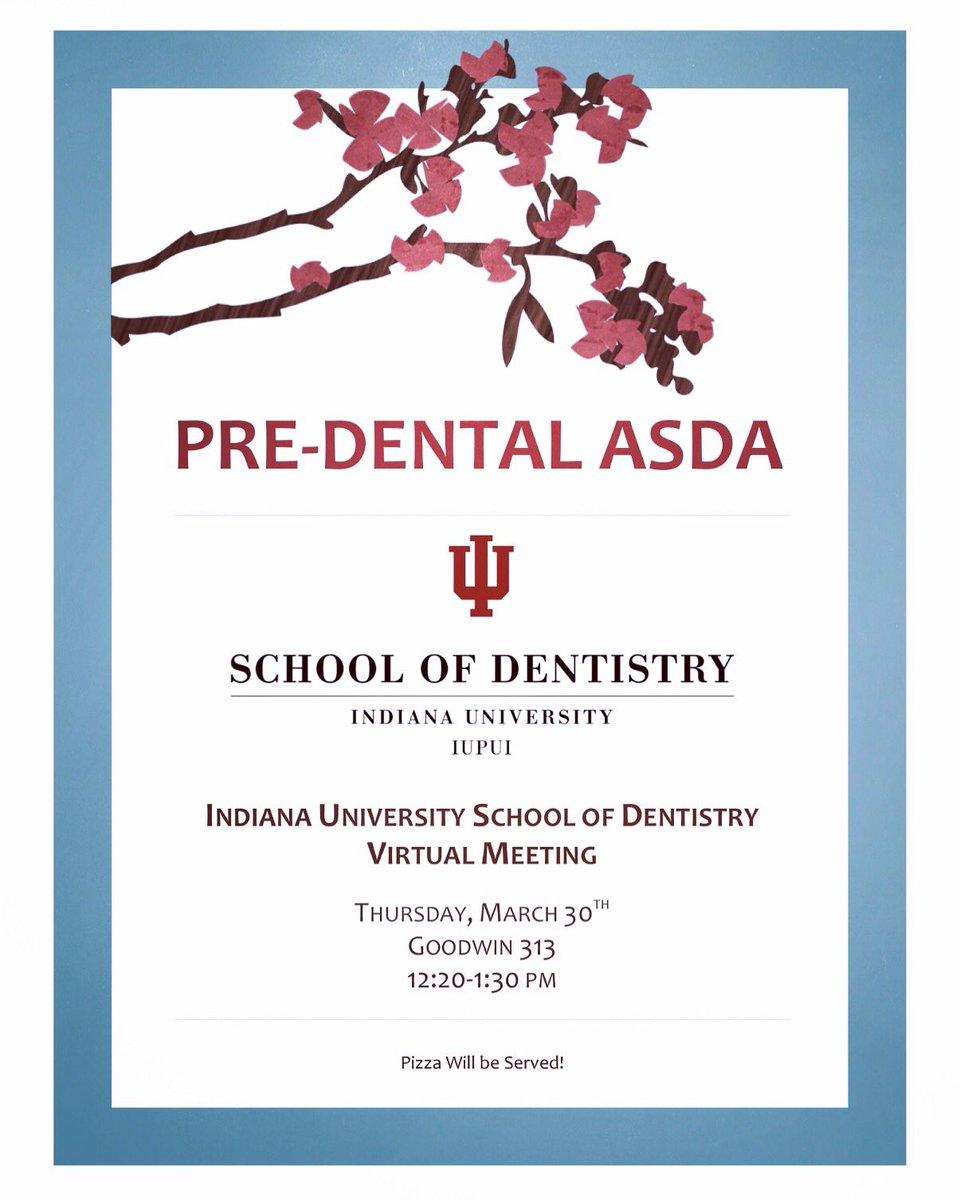BenU Pre-Dental ASDA (@BenUPreDental) | Twitter