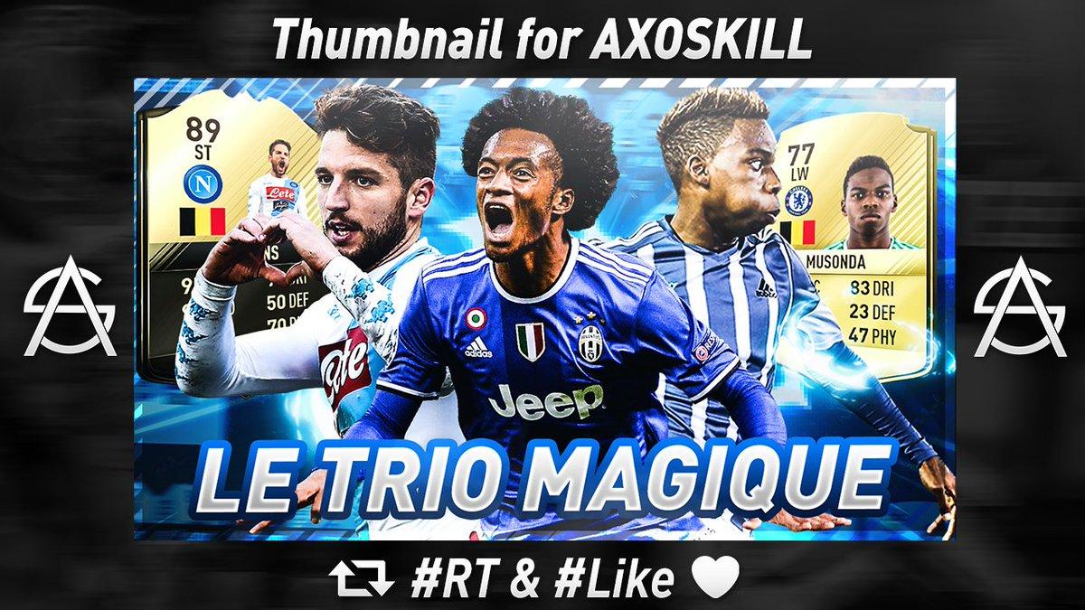 Thumbnail for @axo_skill !  #RT &amp;amp; #Like si vous aimez !  des avis ?  -&gt; Oubliez pas de follow  @SquArts_  Go DM pour les commandes !<br>http://pic.twitter.com/uP3MHeBGv9