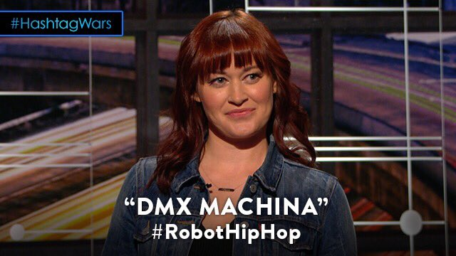 Check our DJ on the 1's and 0's and watch #RobotHipHop: https://t.co/d...