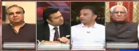 On The Front  - 28th March 2017 - Punjab Aur Sindh Mein Siasi Hulchul thumbnail