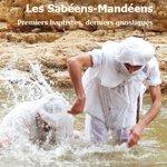"""Vient de paraître: Claire Lefort, """"Les Sabéens-Mandéens. Premiers baptistes, derniers gnostiques"""" https://t.co/oj6fcwwajx #mandéens"""