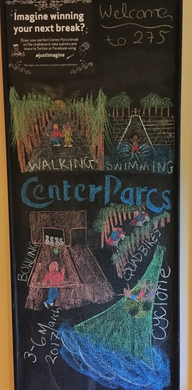 Wishing I was back at @CenterParcsUK. In need of some proper R&R. Definitely getting old. #justimagine https://t.co/XBrqmjwGfr