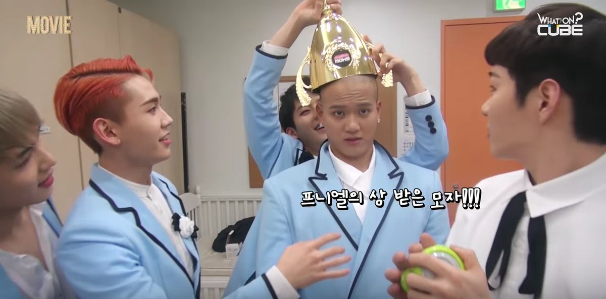 WATCH: #BTOB Continues To Be Extra (As Usual) Behind The Scenes Of The...